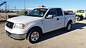 2005 Ford F150 Extended-Cab Pickup Truck