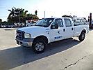 2005 Ford F250 4x4 Crew-Cab Pickup Truck