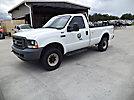 2005 Ford F250 4x4 Pickup Truck