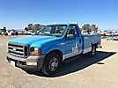 2005 Ford F250 Service Truck