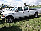 2005 Ford F350 4x4 Crew-Cab Pickup Truck