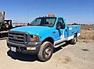 2005 Ford F350 4x4 Service Truck