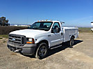 2005 Ford F350 Enclosed Service Truck