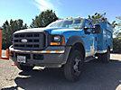 2005 Ford F450 Dual Wheel Service Truck
