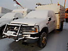 2005 Ford F550 4x4 Chipper Dump Truck