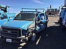 2005 Ford F550 4x4 Welder/Service Truck