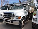 2005 Ford F750 Dump Truck