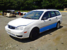 2005 Ford Focus 4-Door Station Wagon