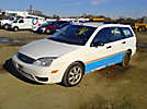 2005 Ford Focus SE ZXW 4-Door Station Wagon
