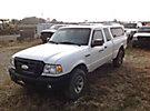 2005 Ford Ranger 4x4 Extended-Cab Pickup Truck