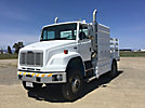 2005 Freightliner FL70 Flatbed/Utility Truck