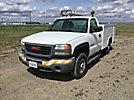 2005 GMC C2500 Service Truck