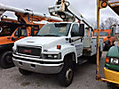 2005 GMC C4500 4x4 Service Truck