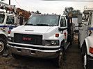 2005 GMC C5500 4x4 Flatbed Truck