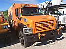 2005 GMC C6500 Chipper Dump Truck