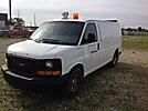 2005 GMC G1500 AWD Cargo Van