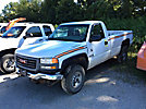 2005 GMC K2500HD 4x4 Pickup Truck