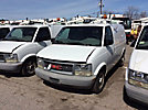 2005 GMC Safari AWD Cargo Van