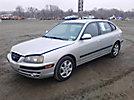 2005 Hyundai Elantra 4-Door Sedan
