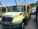 2005 International 4200 Chipper Dump Truck