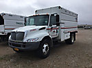 2005 International 4300 Chipper Dump Truck