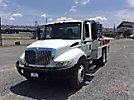 2005 International 4300 Flatbed Truck,