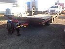 2005 Interstate 18DTA Tri-Axle Tagalong Equipment Trailer