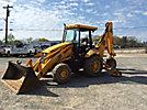 2005 JCB 214E 4x4 Tractor Loader Extendahoe