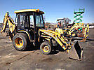 2005 John Deere 110 4x4 Mini Tractor Loader Backhoe