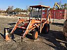 2005 Kubota B21 4x4 Mini Tractor Loader Backhoe
