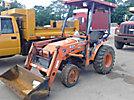 2005 Kubota B21 4x4 Utility Tractor Loader