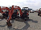 2005 Kubota KX121-3 Super Series Mini Hydraulic Excavator