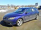 2005 Mazda 3 4-Door Hatch Back