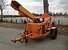 2005 Midsouth 12 Chipper (12 Drum), trailer mtd