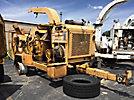 2005 Morbark Tornado 15 Chipper (15 Drum), trailer mtd