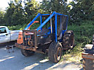 2005 New Holland TB110 4x4 Utility Tractor