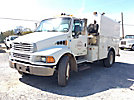 2005 Sterling Acterra Enclosed Service Truck