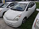2005 Toyota Prius Hybrid 4-Door Sedan