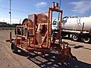 2005 Wagner Smith T-BWT-4-60 3 Grove Bull Wheel Tensioner Trailer