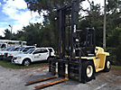 2005 Yale GDP210DBECDV164 Pneumatic Tired Forklift