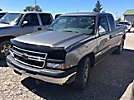 2006 Chevrolet C1500 Extended-Cab Pickup Truck