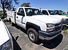 2006 Chevrolet C2500HD Service Truck