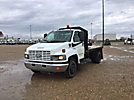 2006 Chevrolet C5500 Flatbed Truck