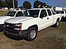 2006 Chevrolet K1500 4x4 Extended-Cab Pickup Truck