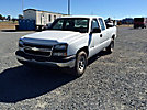 2006 Chevrolet K1500 4x4 Extended-Cab Pickup Truck