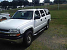 2006 Chevrolet K2500 Suburban 4x4 4-Door Sport Utility Vehicle