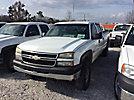 2006 Chevrolet K3500 4x4 Crew-Cab Pickup Truck