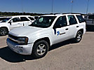 2006 Chevrolet Trailblazer 4x4 4-Door Sport Utility Vehicle