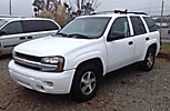 2006 Chevrolet Trailblazer LS 4x4 4-Door Sport Utility Vehicle