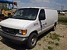 2006 Ford E150 Cargo Van